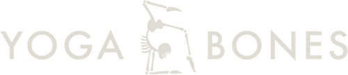 Yoga Bones Mobile Logo